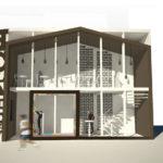 Colegio de arquitectos Zaragoza